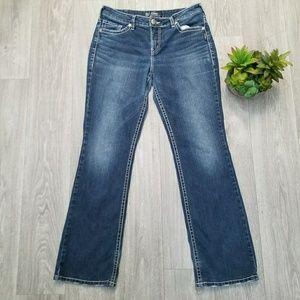 Silver Jeans Suki High Slim Boots W32/L33